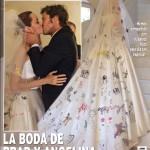 La esperada boda de Angelina Jolie y Brad Pitt