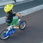 Proyecto Ciclista Solidario: Elai y su apoyo incondicional