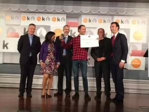 Premio empresa comercial guipuzcoana 2014
