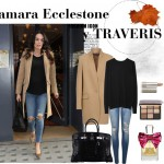 Tamara Ecclestone: Get the look animal print con Traveris