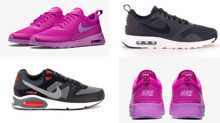 Nike air max: zumba, pilates, running y para vestir - Obi