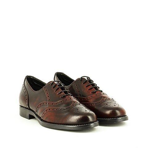 Cualquiera puede ser elegante con estos zapatos oxford donde loshellip