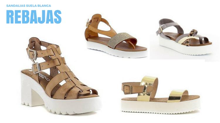 03384eb1d85 Sandalias blancas y sandalias de suela blanca - Envíos gratis