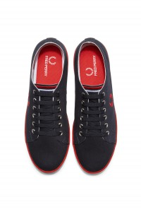 zapatillas fred perry kingston