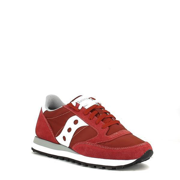 zapatillas saucony modelo jazzoriginal rojos para hombre2x Obi