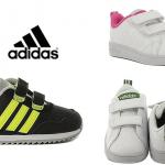 Zapatillas adidas niño y niña