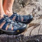 Sandalias Trekking para aventureros: Keen y Geox