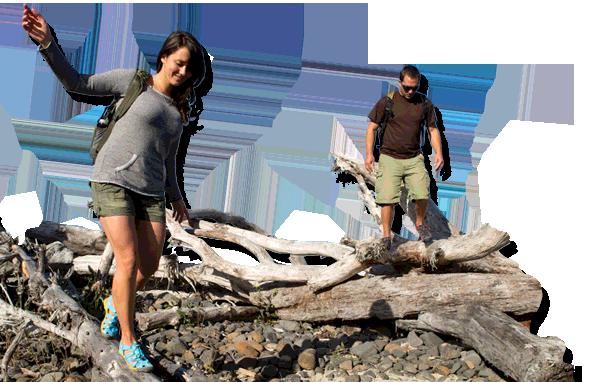 sandalias trekking mujer