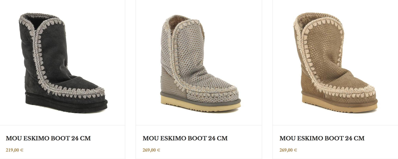 botas mou eskimo boots 24