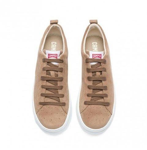 Las zapatillas Camper se caracterizan por la creatividad e innovacinhellip