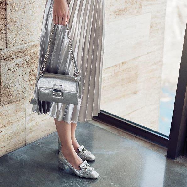 Metalizado zapatosobicom style look inspiration instashoes shoptoday obishoes zapatosobi eresloquecalzashellip